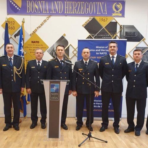 Dan Oružanih snaga BiH obilježen i u sjedištu NATO-a