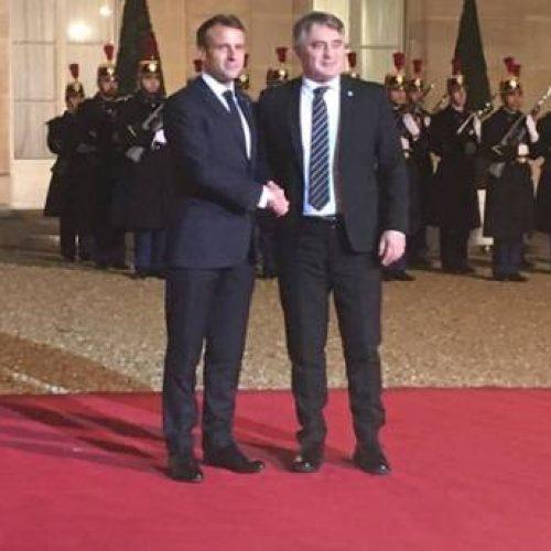 Komšić: Rekao sam Macronu da je unio uznemirenost u Bosni i Hercegovini (Video)