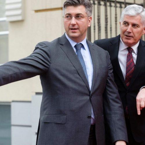 Plenković naložio ambasadorima RH da se stave na raspolaganje HDZ-u BiH!