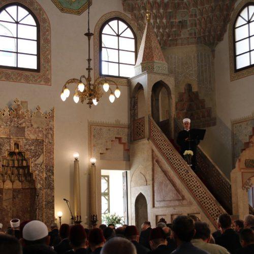 Reis Kavazović: Mi smo zajednica muslimana s evropskim identitetom, iako bi neki u Evropi željeli da to nismo