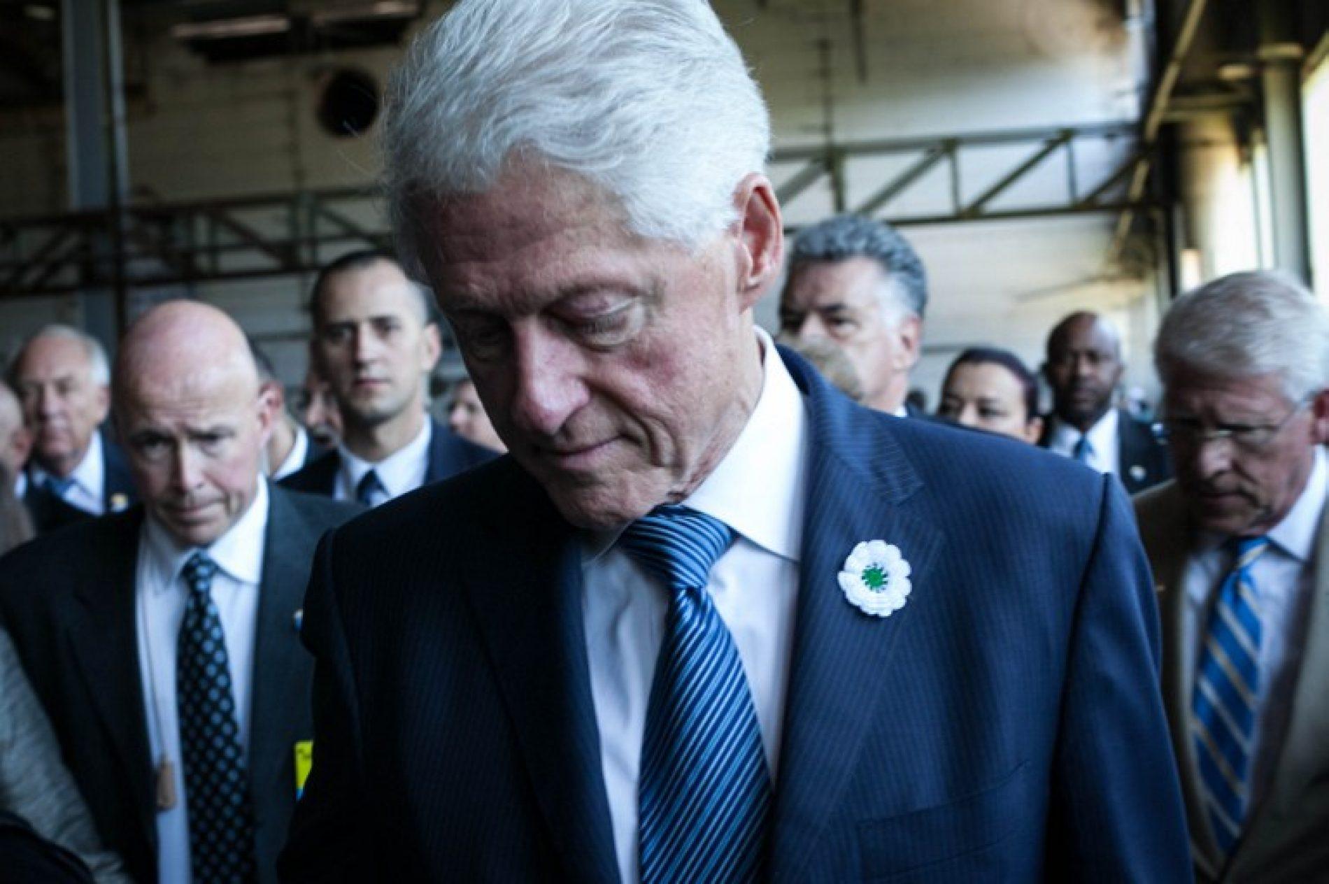 Clinton o antibosanskoj politici evropskih sila