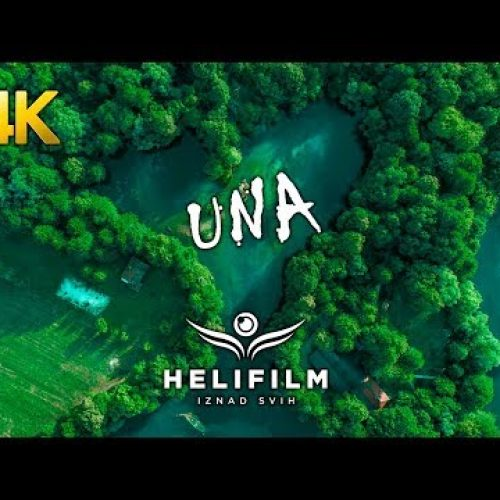VIDEO Bosanske ljepote iz zraka – Una