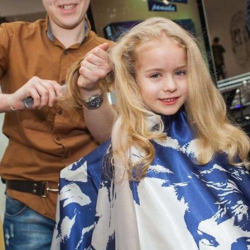 """Akcija """"Moja kosa, tvoja kosa"""" za djecu oboljelu od raka"""