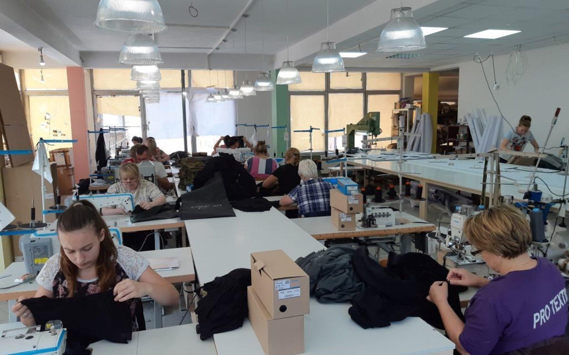 U Zenici proizvode taktičku odjeću za specijalne jedinice širom svijeta