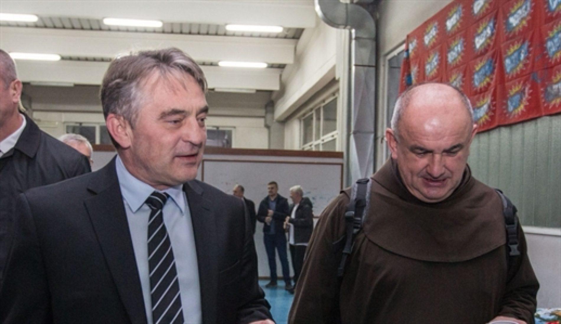 Predsjedavajući Predsjedništva katolicima čestitao nadolazeći blagdan