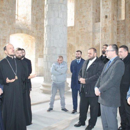 Donacija mostarskog muftije za Sabornu crkvu