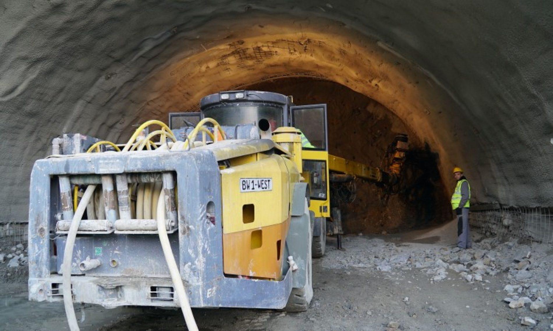 Početak radova na probijanju tunela Zenica