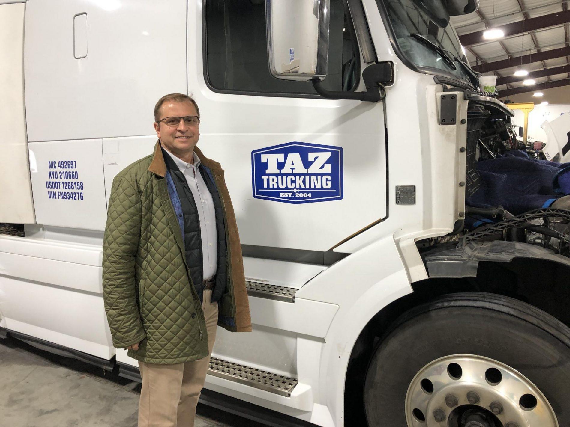 Poslovno carstvo Tahira Zukića u SAD: Ima 120 kamiona, 180 prikolica i 155 zaposlenih