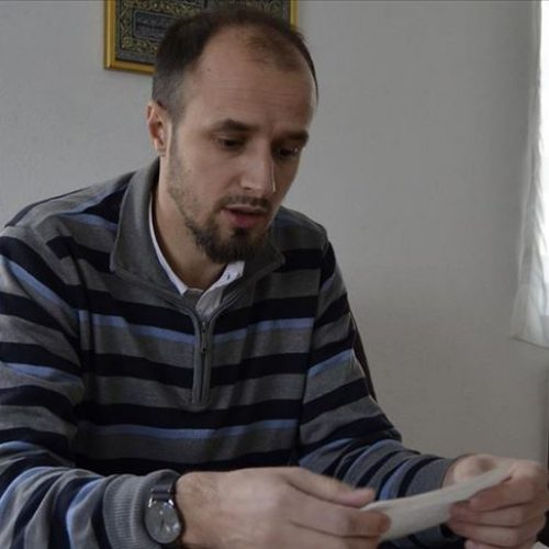 Imam Ahmed Hrustanović objavio ratna pisma svoga oca: Priča je ovo svih nas iz Srebrenice