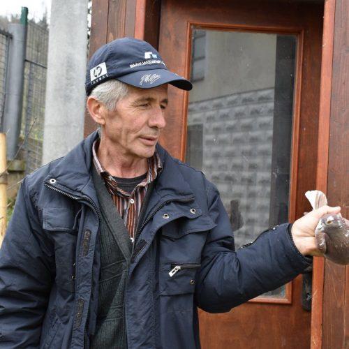 "Ljubav prema golubovima: Sulejmanove ""pismonoše"" lete 12 minuta od Sarajeva do Ustikoline"