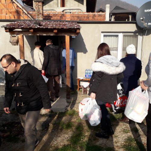 Nana Havka: Ljudi moji, dobar je, predobar narod bosanski, hvala svima
