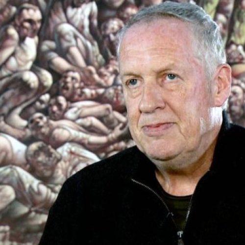 Vodeći škotski umjetnik Peter Howson naslikao Masakr u Srebrenici