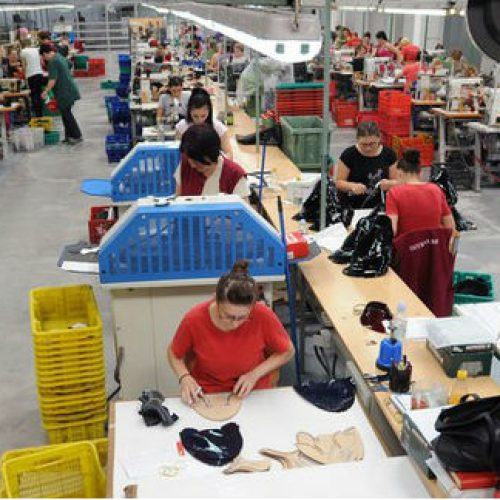 """""""INTRAL BH"""" počeo proizvodnju profesionalnih baletanki za američko tržište"""
