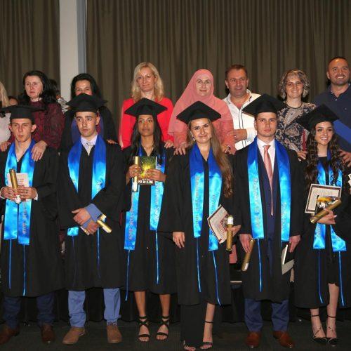 25 godina rada Bosanske škole u Melbournu: Ispraćena 14. generacija maturanata