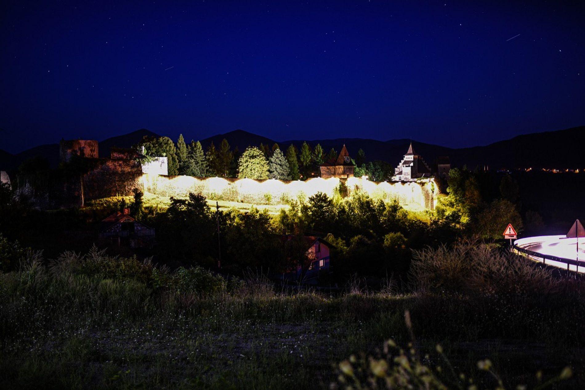 Nastavak projekta solarnog osvjetljenja Starog grada Ostrožac
