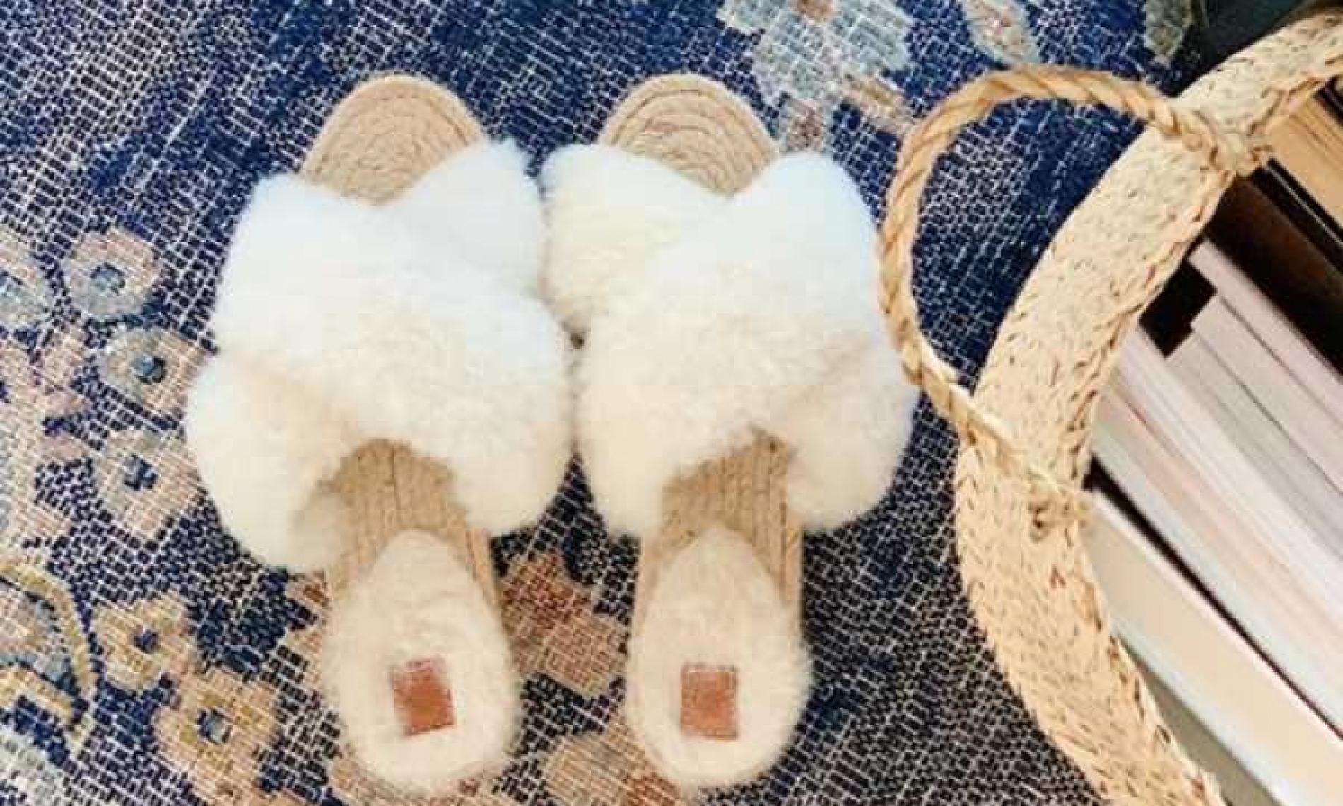 Bosanske zimske papuče od ovčijeg krzna došle do kupaca u SAD-u