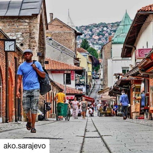 Sarajevo: U oktobru 16,6 posto više turista nego lani
