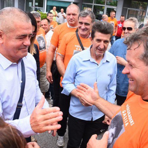 Komandant bosanske armije Ahmet Sejdić pravosnažno oslobođen svih optužbi Tužilaštva