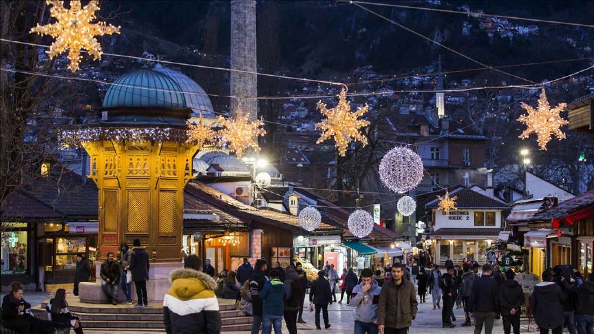 U novembru 2019. 12,2 posto više turista nego u istom mjesecu godinu ranije