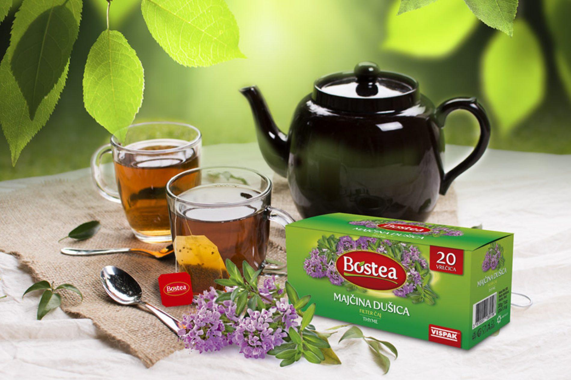 Bostea, novi domaći čaj iz Vispaka u šest okusa