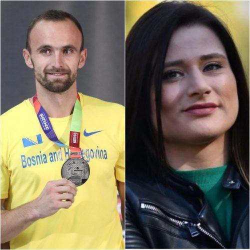 Amel Tuka i Larisa Cerić sportisti godine u Bosni i Hercegovini