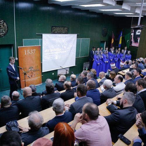Sarajevo: Obilježene 483 godine postojanja Gazi Husrev-begove medrese