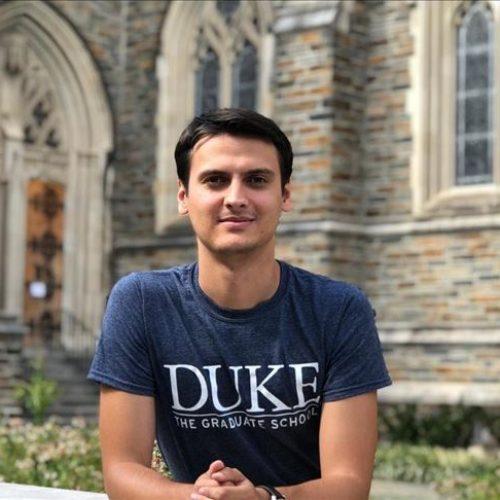 Ismail Ćidić, student na Duke univerzitetu: Proširiti priču i istinu o Bosni zadao sam sebi kao misiju