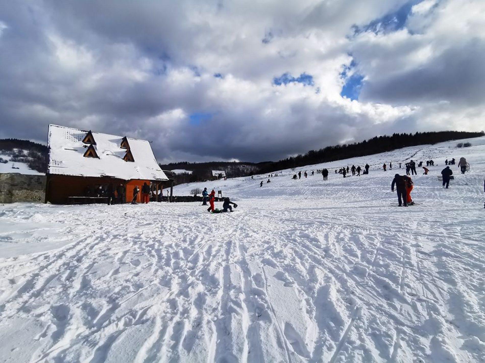 Bugojno: Skijalište Rostovo
