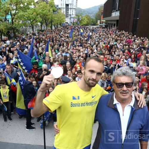 Zlatna sezona bosanskohercegovačke atletike