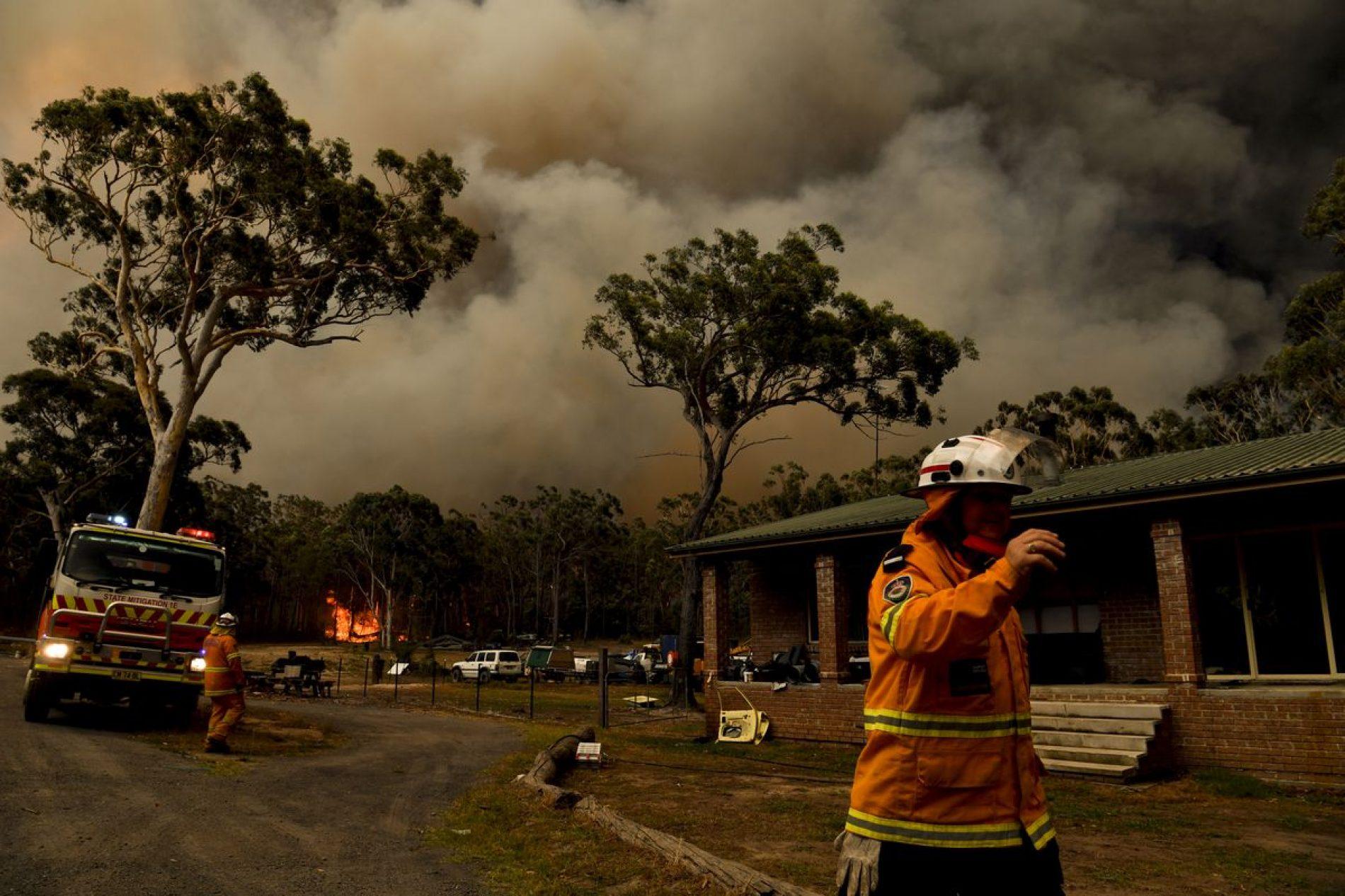 Nema povrijeđenih Bosanaca u vatrenoj stihiji u Australiji, mnogi pomažu u gašenju požara