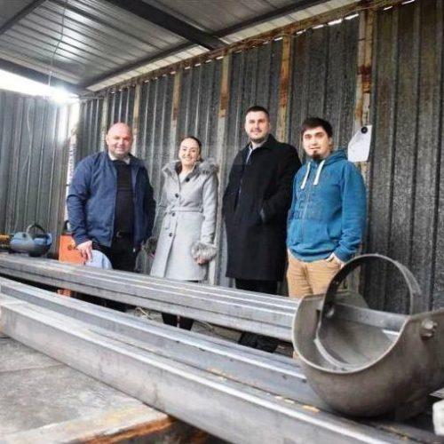 Sabahudin, Ajdin i Samra: Vratili se u Prijedor i od zanatske radnje došli do firme 'CNC Power'