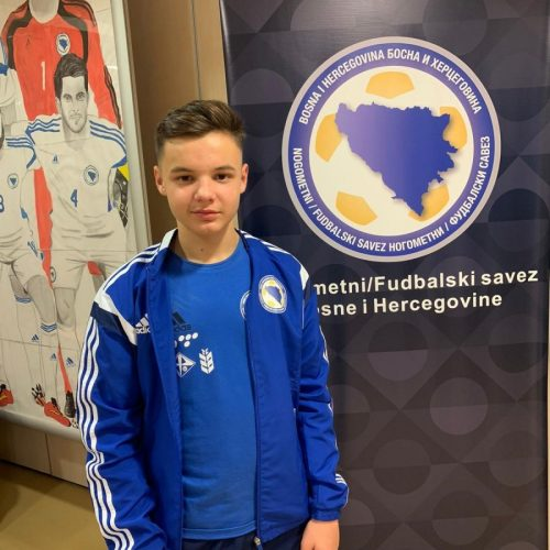 Djeca naših iseljenika: Najveća želja zaigrati za Bosnu