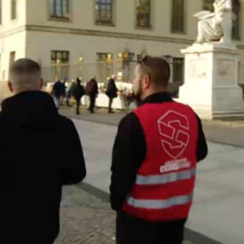 Njemačka: Desničarske, tzv. 'građanske straže' slobodno patroliraju ulicama