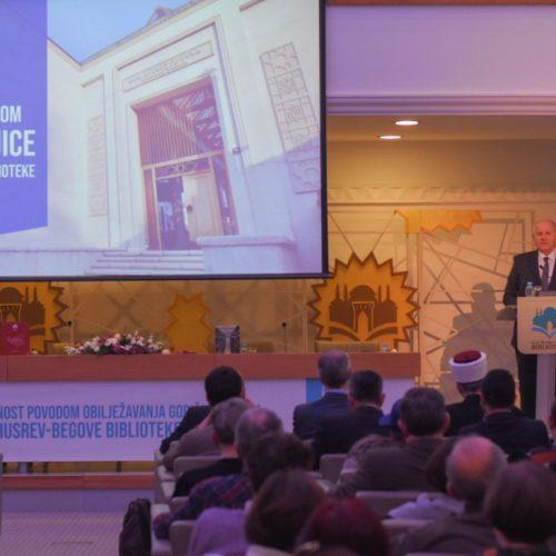 Obilježene 483 godine Gazi Husrev-begove biblioteke: Čuvar naslijeđa duhovne i kulturne baštine