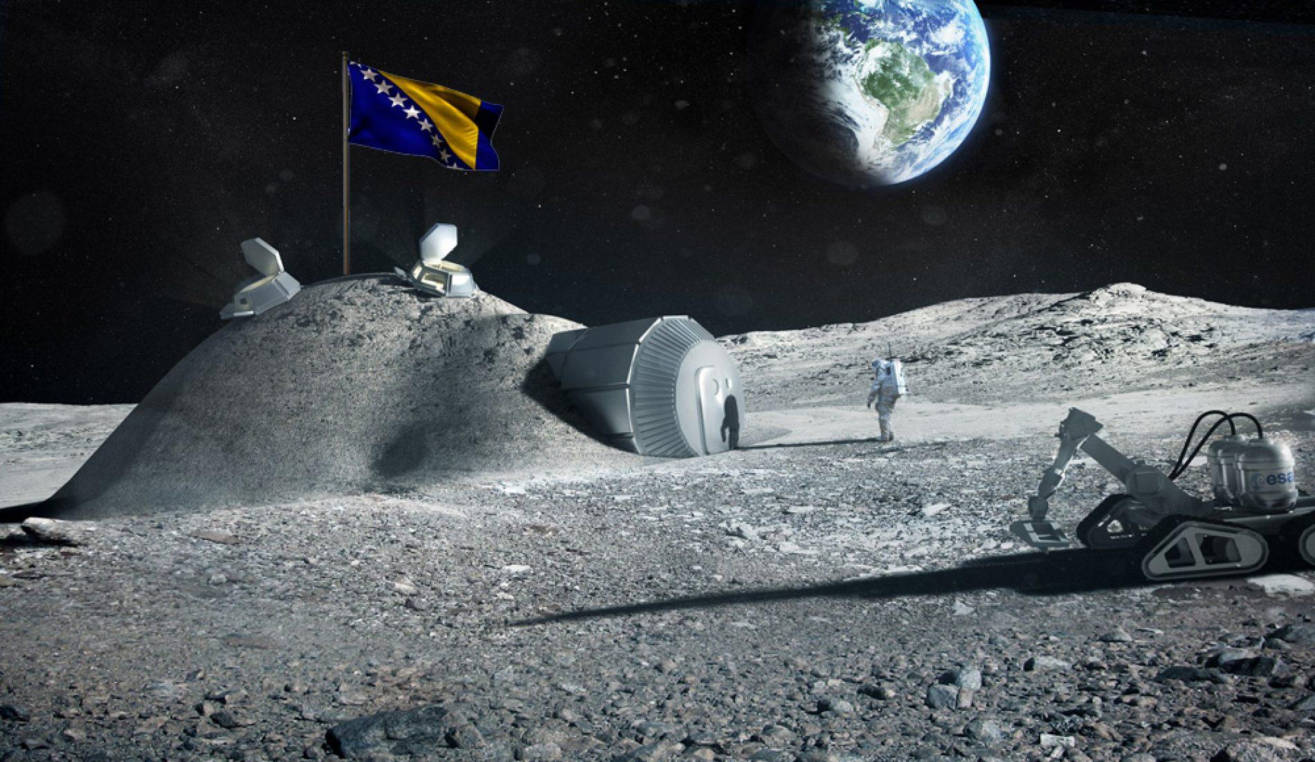 Bosna i Hercegovina dobila dozvolu za istraživanje svemira