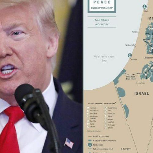 Izraelska organizacija za zaštitu ljudskih prava B'Tselem: Trumpov plan poput švicarskog sira