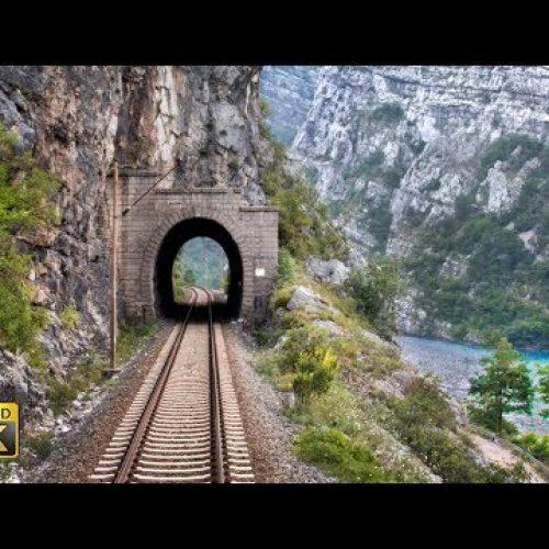 Da se duša Bosnom napuni! Vožnja BH Vozom od Čapljine do Sarajeva (VIDEO)