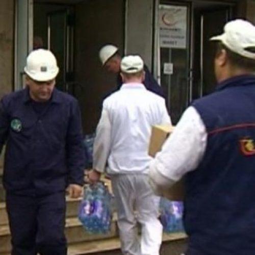 Banovićki rudari prikupili pomoć za migrante