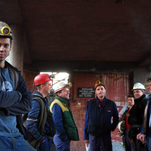 Rudarima u FBiH plaće će biti uvećane u prosjeku od 100 do 120 KM