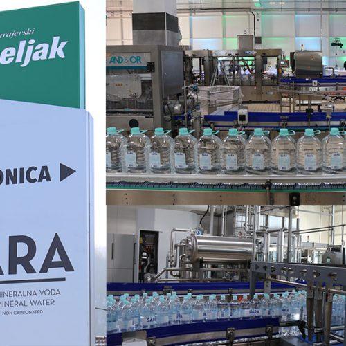 Otvorena nova tvornica Sarajevskog kiseljaka u Kreševu