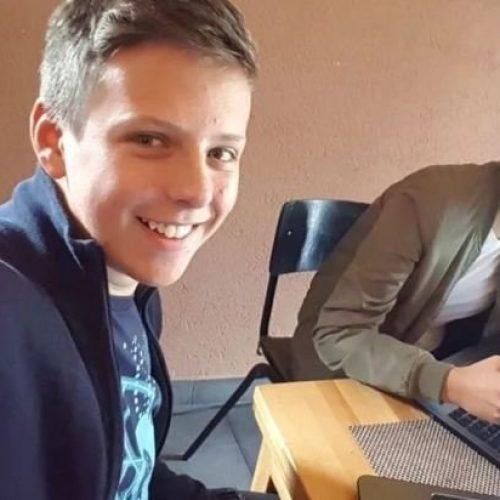 Mladi inovatori iz Srebrenice: Marica i Haris osmislili 'pametni kontejner'