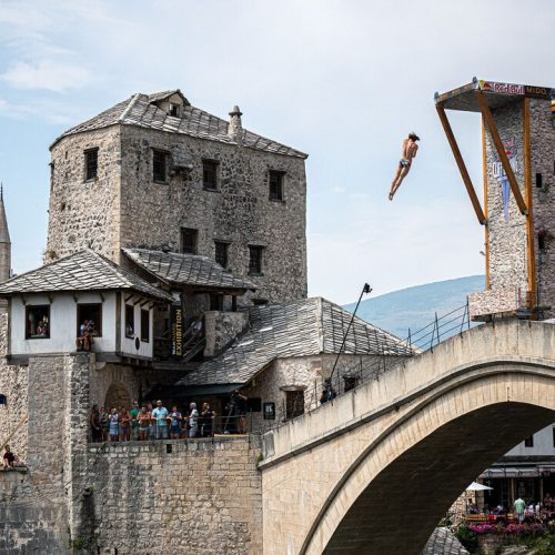 Cliff Diving Svjetsko prvenstvo: Tri nove stanice, Mostar i ove godine među odabranima