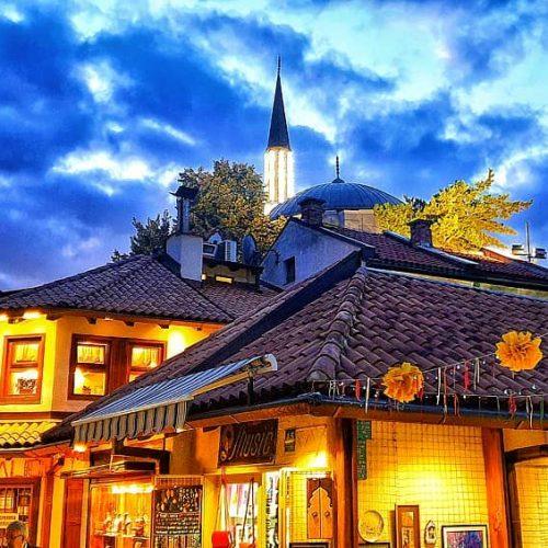 Sarajevo lani: Turista 16,8% više nego godinu ranije; povećanje smještajnih objekata od 46,3%