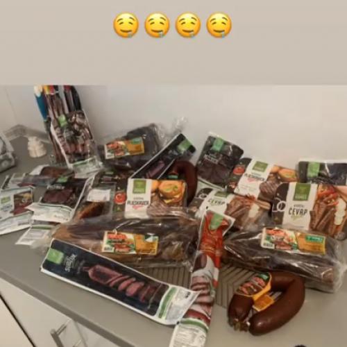Igrač Barcelone uživa u bosanskoj hrani