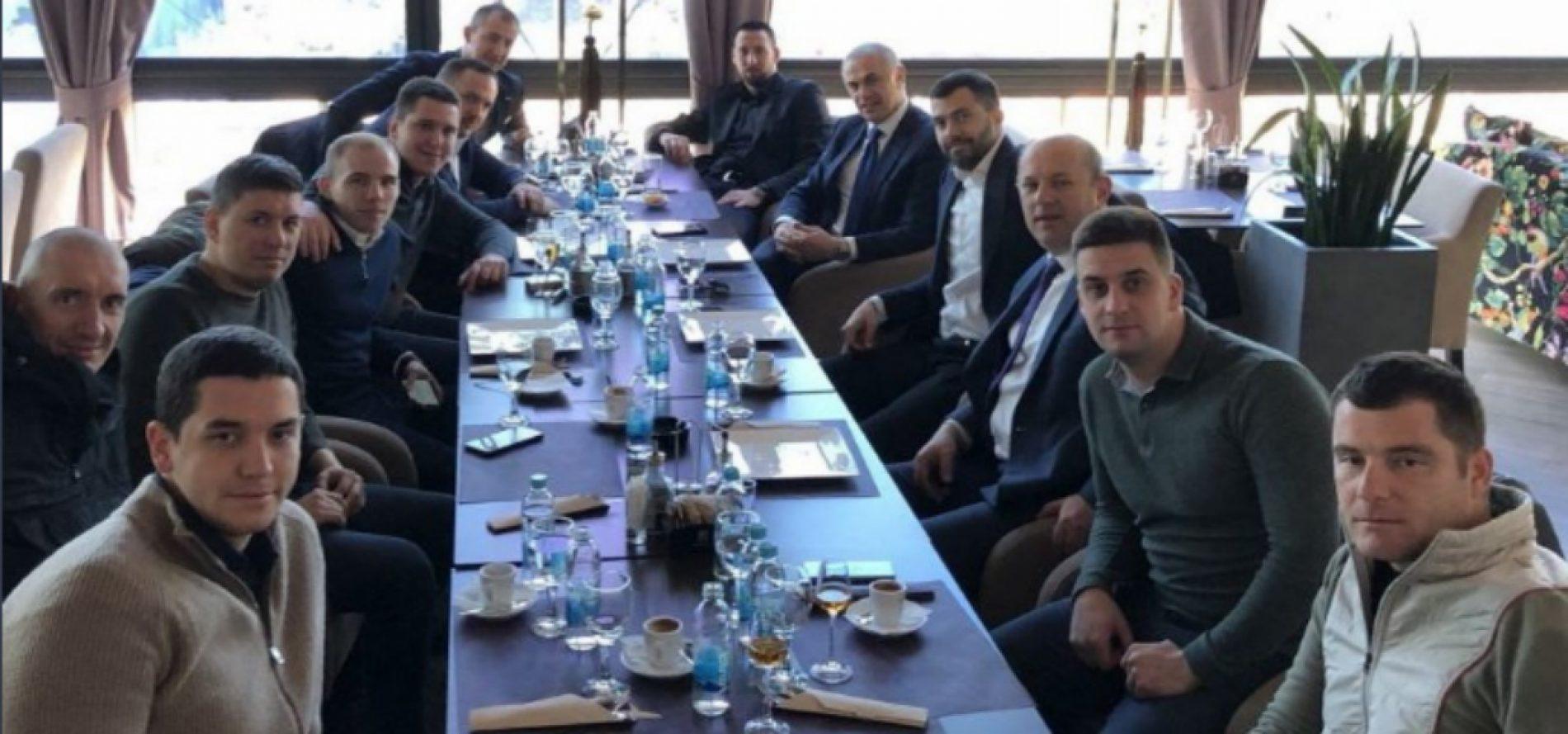 Sinovi Dodika i Vučića u društvu poznatih beogradskih kriminalaca
