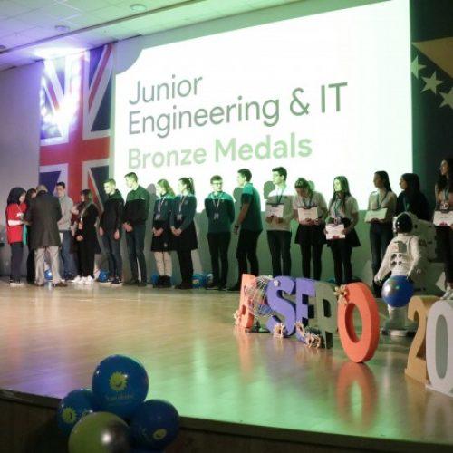 Dodijeljena priznanja učesnicima BOSEPO olimpijade (VIDEO)