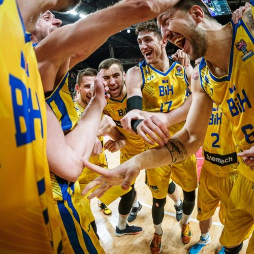 "Bosna i Hercegovina protiv Grčke nastavlja borbu za ""Eurobasket 2021"""