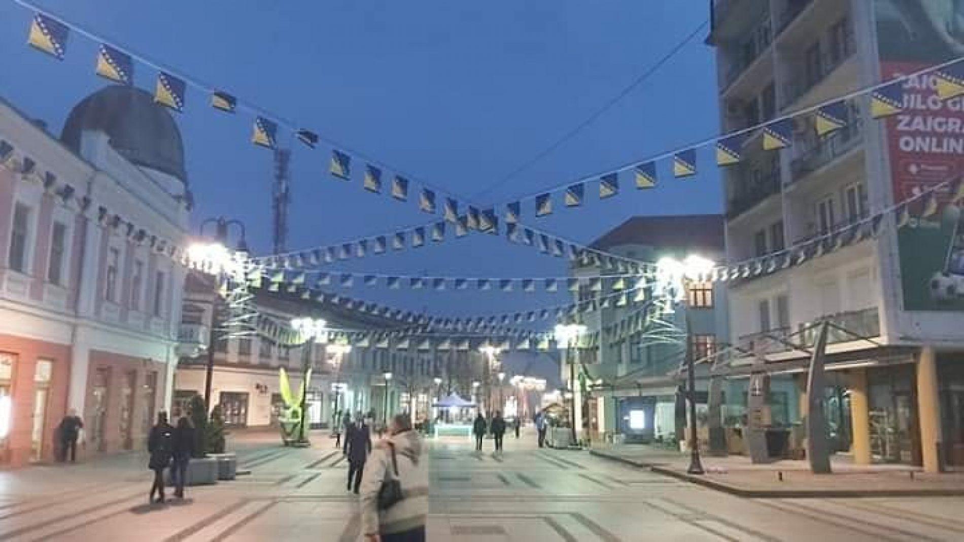 Hiljadu zastava Bosne i Hercegovine u Brčkom za sve one koji vole ovu državu
