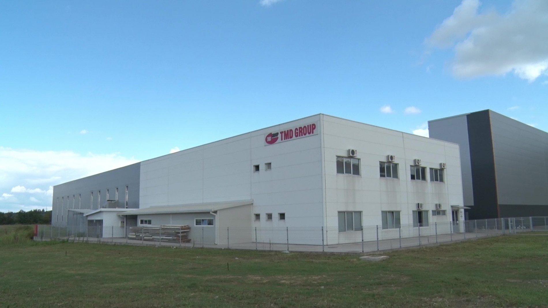 Gradačački TMD Group gradi novu fabriku