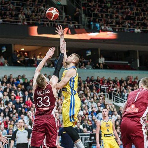 Kvalifikacije za EP: Pobjeda bosanskih košarkaša u Latviji!
